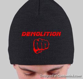 Demolition Merchandise Front13