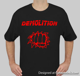 Demolition Merchandise Front14