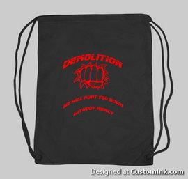 Demolition Merchandise Front15
