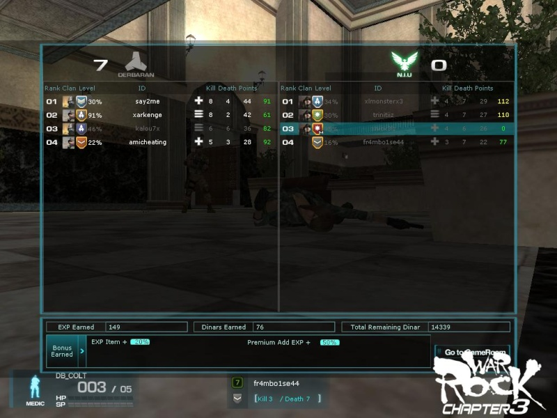 Fun War /TO/ vs. SkG + MyG Screen23
