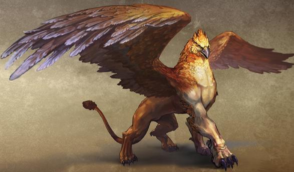 Aserith legismertebb állatfajai Griff10