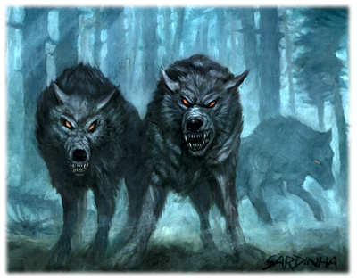 Aserith legismertebb állatfajai Worgs_10