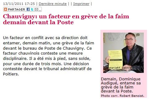 Dominique Audigué en grève de la faim... Domini10