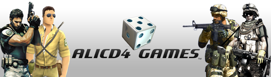 ALICD4GAMEs