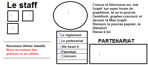 comment mettre une image sur le tableau,enlever les lignes de colonne et mettre des sous un certain truc Sh2ma10