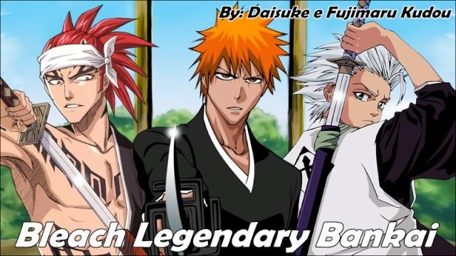 Bleach Legendary Bankai RPG