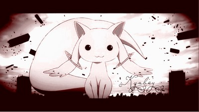Pixel/Montages Kyubey10