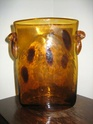 Is this amber Empoli glass? Amber_10