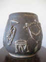 Mystery pot with potter's seal Pot113
