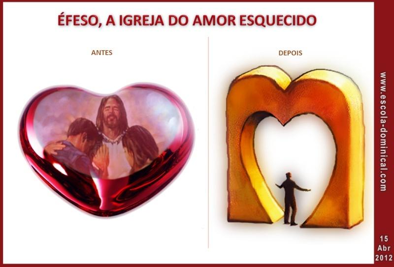LIÇÃO 03 - ÉFESO, A IGREJA DO AMOR ESQUECIDO Liaao_13