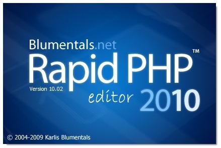 Rapid PHP 2010 Blumen10
