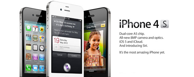 Apple presenta iOS 5 y el iPhone 4S I1110