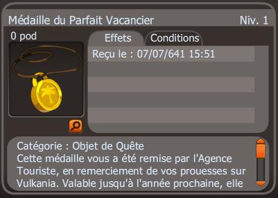 Les quêtes Vulkania ! Medail10