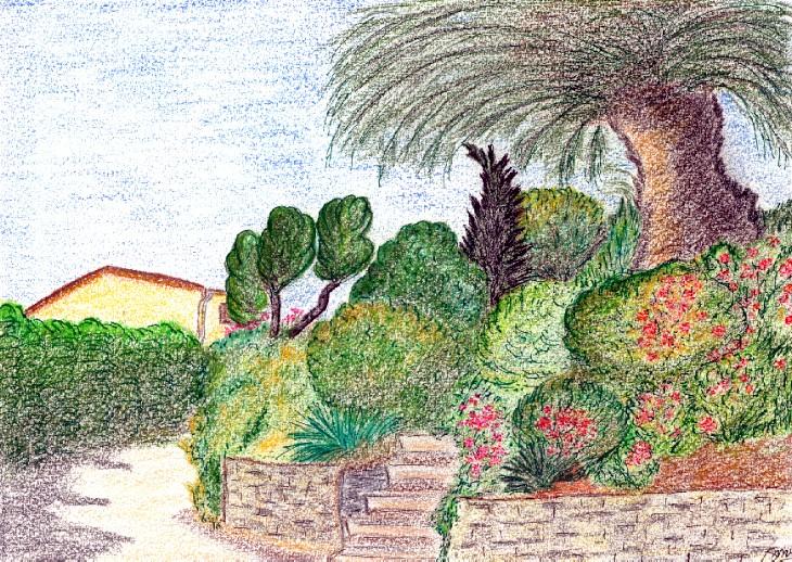 LES CRÉAS DE SUZANNE - Page 2 Jardin10