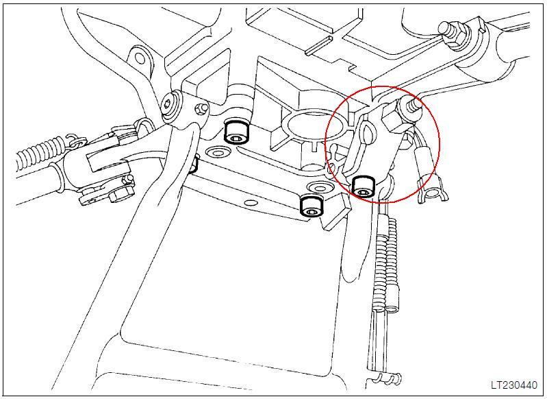 Exhaust interchangability  Braket11