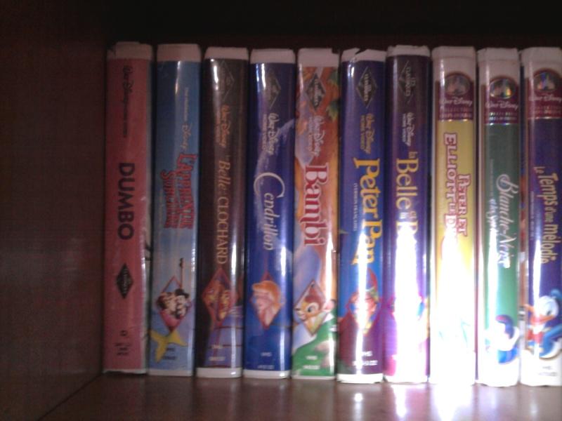[Photos] Postez les photos de votre collection de DVD et Blu-ray Disney ! - Page 2 Photo013