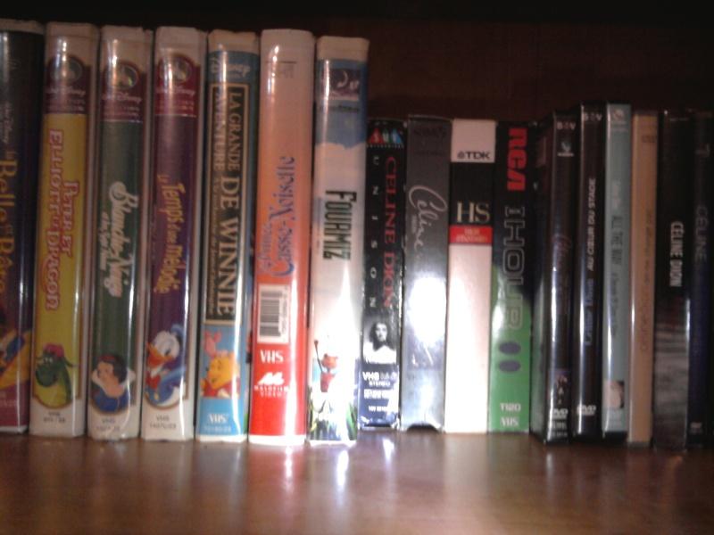 [Photos] Postez les photos de votre collection de DVD et Blu-ray Disney ! - Page 2 Photo014