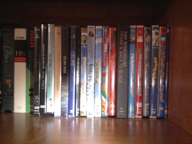 [Photos] Postez les photos de votre collection de DVD et Blu-ray Disney ! - Page 2 Photo016