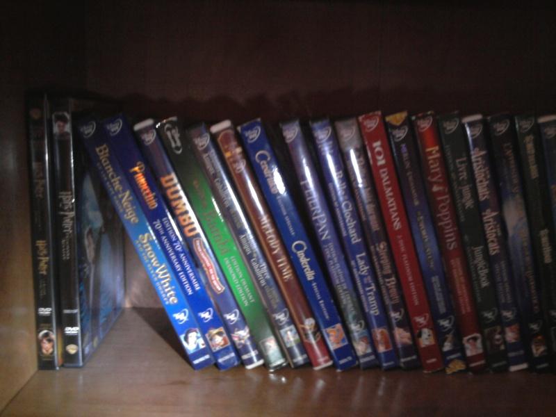 [Photos] Postez les photos de votre collection de DVD et Blu-ray Disney ! - Page 2 Photo017