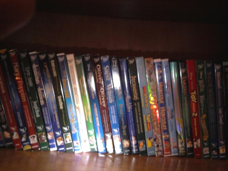 [Photos] Postez les photos de votre collection de DVD et Blu-ray Disney ! - Page 2 Photo018
