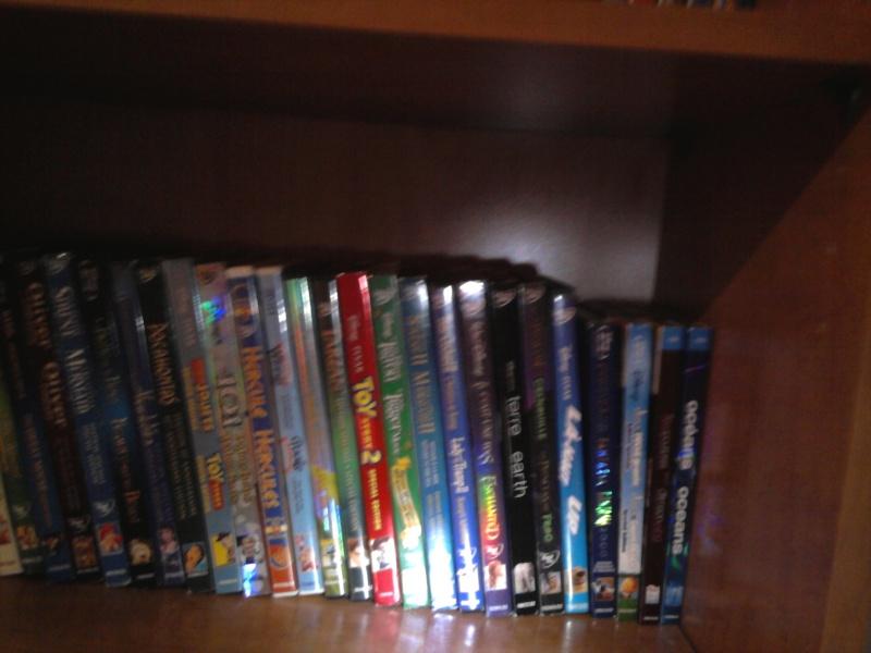 [Photos] Postez les photos de votre collection de DVD et Blu-ray Disney ! - Page 2 Photo019
