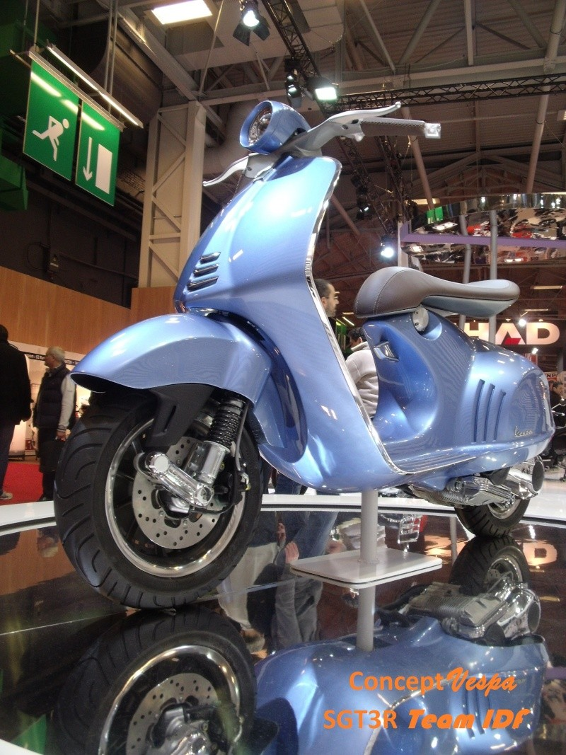 CR de la visite de SGT3R au salon du 2/3 roues de Paris 1010