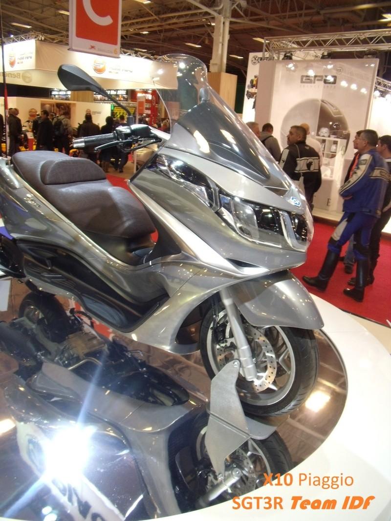 CR de la visite de SGT3R au salon du 2/3 roues de Paris 111
