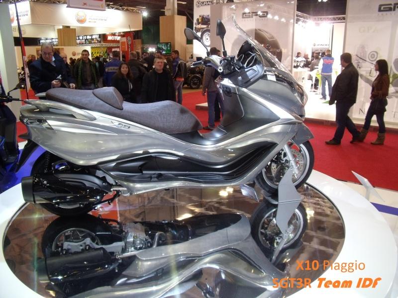 CR de la visite de SGT3R au salon du 2/3 roues de Paris 310