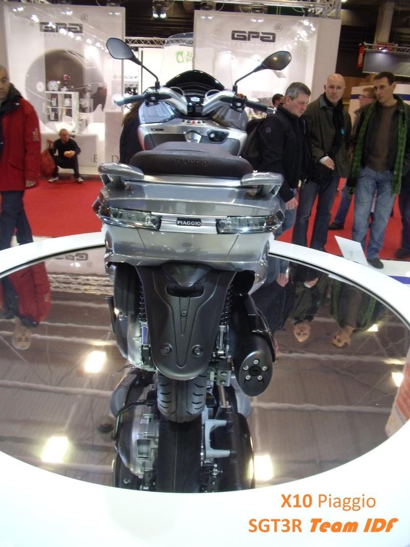 CR de la visite de SGT3R au salon du 2/3 roues de Paris 410
