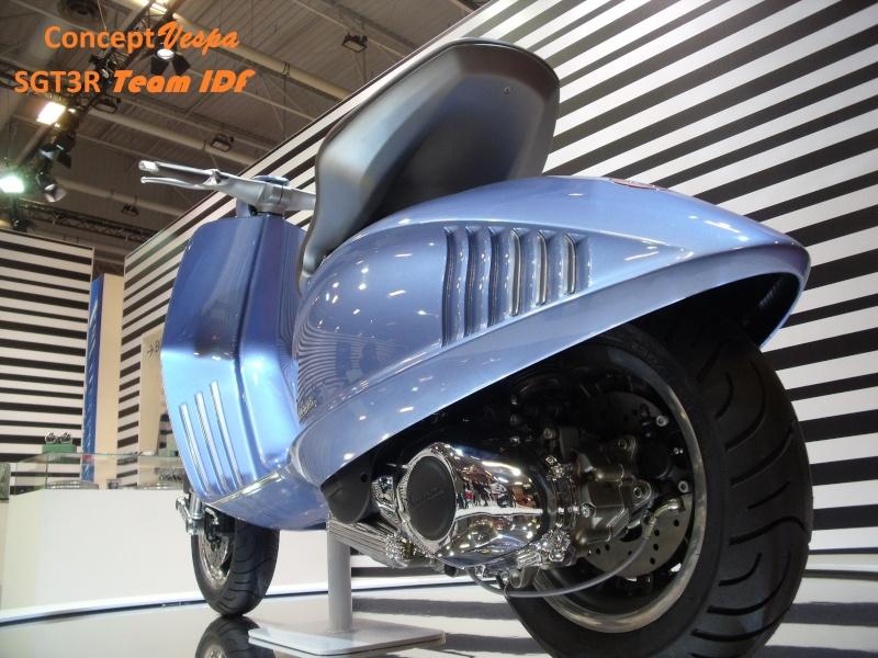 CR de la visite de SGT3R au salon du 2/3 roues de Paris 710