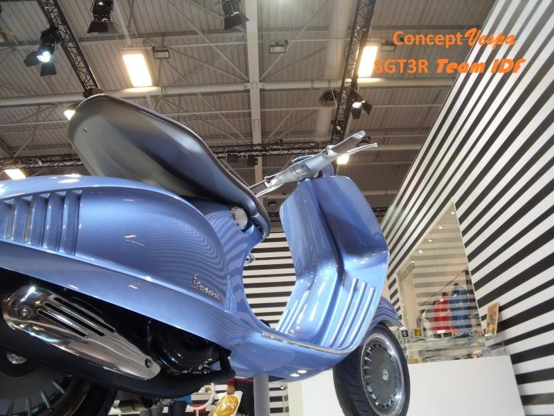 CR de la visite de SGT3R au salon du 2/3 roues de Paris 810