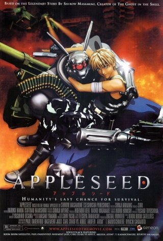 Appleseed: The Beginning Apples10