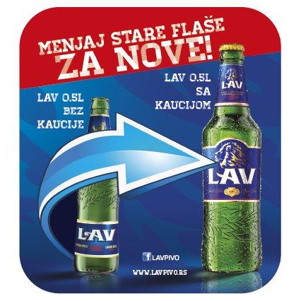 Nova lav pivo flasa 2012 Lav30610