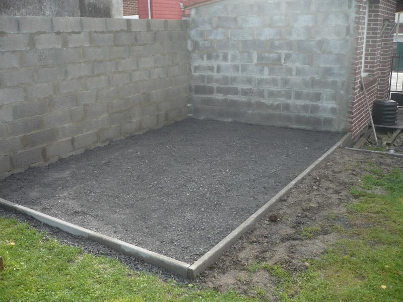 construction d un chenil de 15 m² P1020413