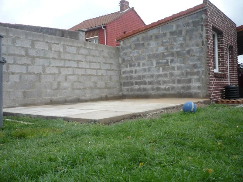 construction d un chenil de 15 m² P1020513