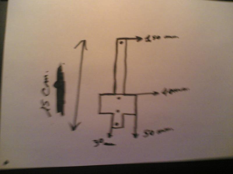 Comment attaquer Autocostruire TORCHE taille 12. Disegn11