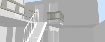 Renovation - organisation partie séjour/cuisine/salle à manger de 55m2 Clo06710
