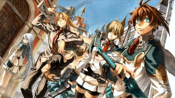 Koukaku no Regios (Chrome Shelled Regios) 19391711