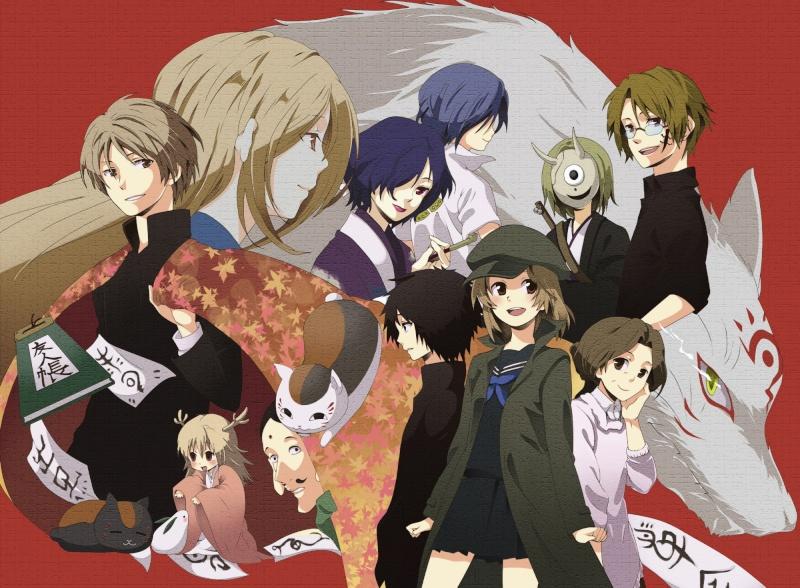 Natsume Yuujinchou (Le Pacte des Yokai) Konach10