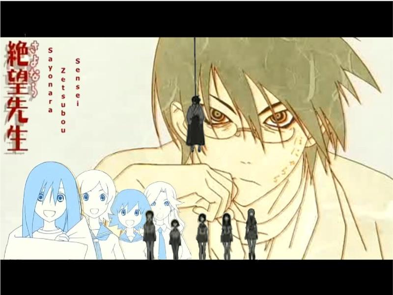 Sayonara Zetsubou Sensei (Sayonara Monsieur Désespoir) Sayona10