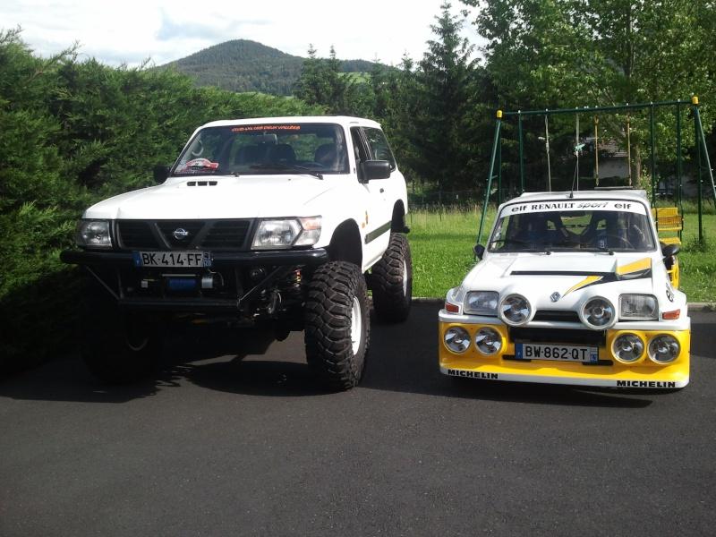 restauration r5 alpine turbo kit maxi au couleur renault 20120611