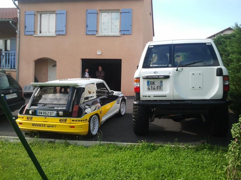 restauration r5 alpine turbo kit maxi au couleur renault 20120615
