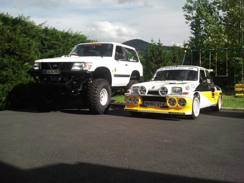 restauration r5 alpine turbo kit maxi au couleur renault 20120616