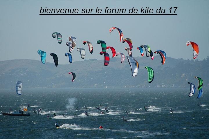 kitesurf de la charente maritime