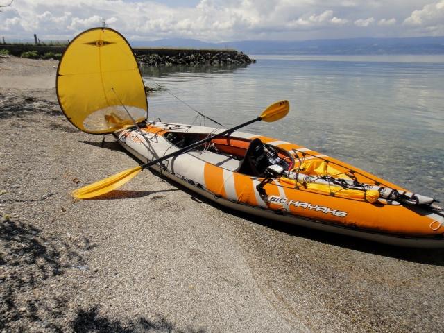 Mon choix de Kayak Gonflable (K-G) Plage-12