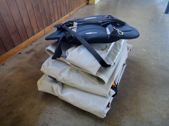 Mon choix de Kayak Gonflable (K-G) Plia1010