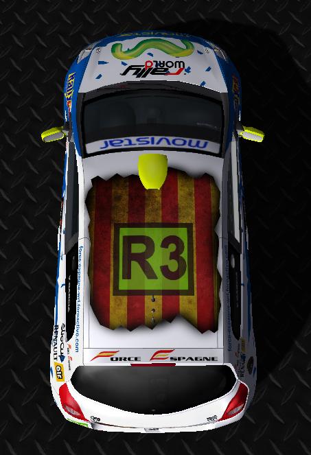 Skin Renault CLio R3 Pachanga Veraniega Victor Garcia 136