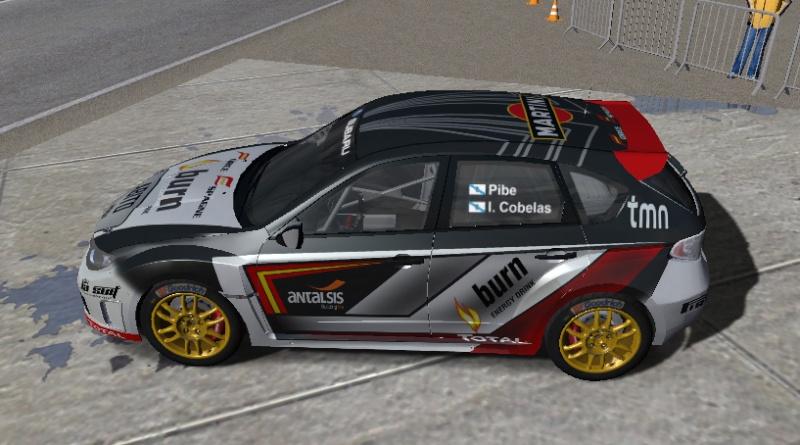 Fotos coches temporada 2012 [FE WRT] 211