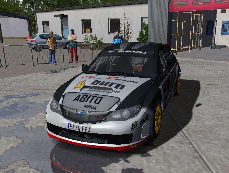 Fotos coches temporada 2012 [FE WRT] 311