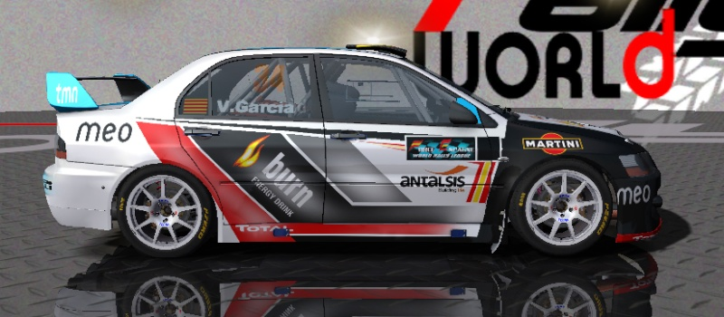 Fotos coches temporada 2012 [FE WRT] 314